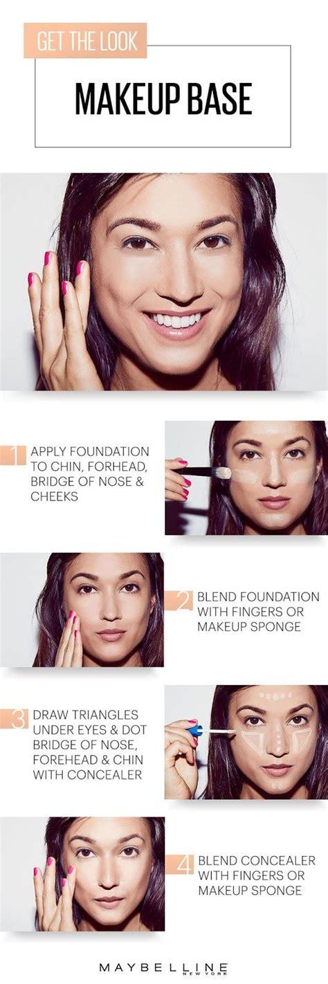 learn    apply foundation   cakey londonflash    pinterest