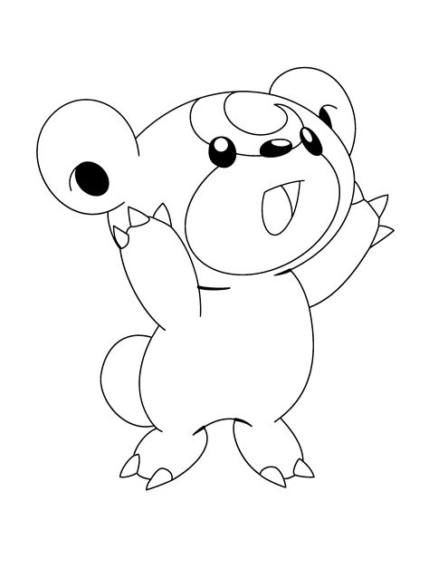 pokemon coloring pages join  favorite pokemon
