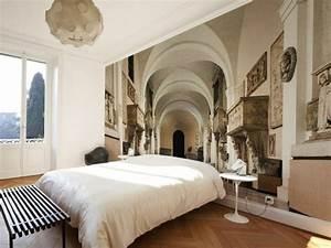 Papier Peint Trompe L4oeil : d corer avec du papier peint trompe l il quelques id es ~ Premium-room.com Idées de Décoration