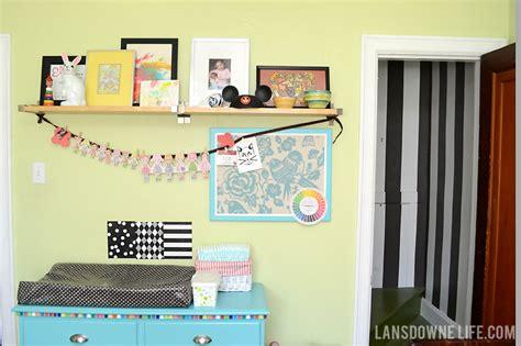 Fabric Covered Bulletin Board-lansdowne Life