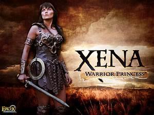 XWP - Xena: Warrior Princess Wallpaper (35601395) - Fanpop