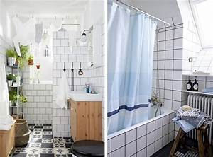 Le joint noir ou gris pour le carrelage joli place for Joint noir salle de bain