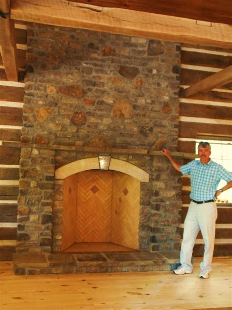rumford fireplaces and how they are made handmade 48 quot rumford fireplace in hermann mo by