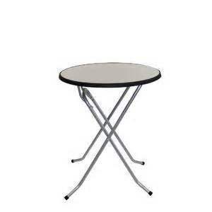 Table De Bar Ronde : table de bar brabant ronde 108 cm o 85 0 cm aluminium ~ Teatrodelosmanantiales.com Idées de Décoration