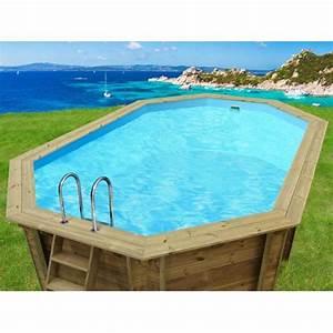 Piscine Bois Pas Cher : piscine bois miami x x m pas cher ~ Melissatoandfro.com Idées de Décoration