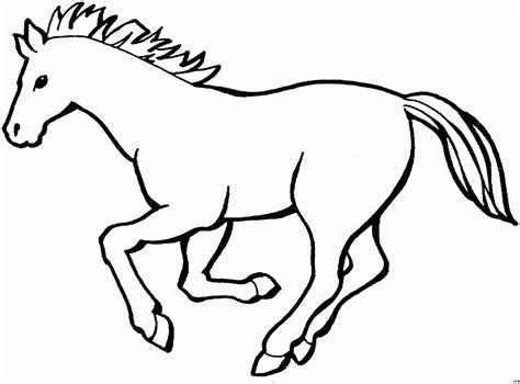 ausmalbilder pferde kostenlos ausdrucken rocks