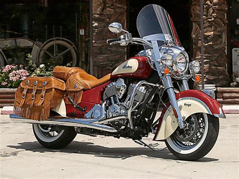 Indian Chief Vintage Image by 2015 Indian Chief Vintage Motorcycle Review Top Speed