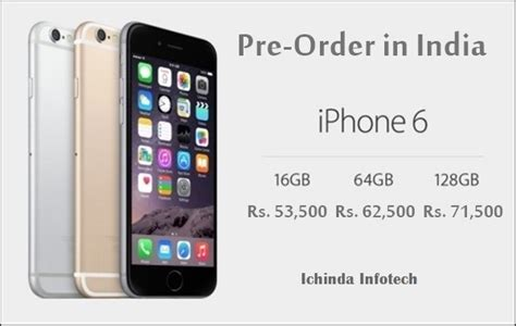 iphone 6 india price apple iphone 6 price in india and specifications