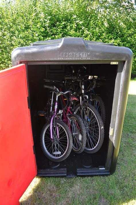 guide  bicycle storage  security  home cycling uk