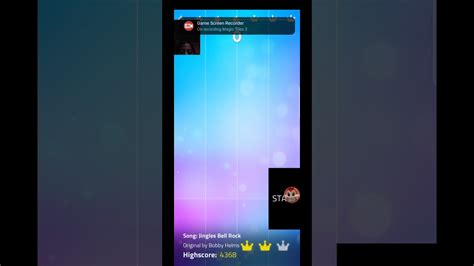 The game also connects to facebook so you can log in and share your achievements with your friends. piano tiles 3 gameplay - YouTube