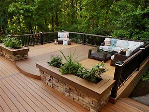 How to Determine Your Deck Style HGTV
