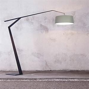 Lampadaire De Salon Design Grus Lumen Center Italia
