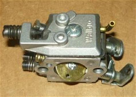 poulan pro  chainsaw walbro carburetor  wt