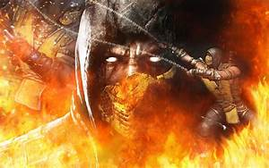 Mortal Kombat X Scorpion Wallpaper 71 Images