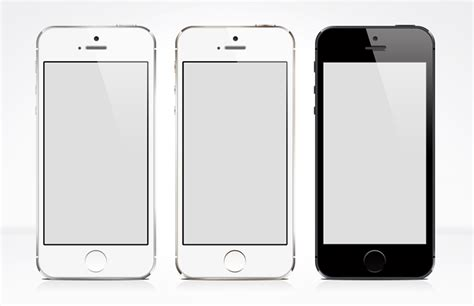 Free Iphone Mockup Iphone 5s Free Psd Mock Up Medialoot