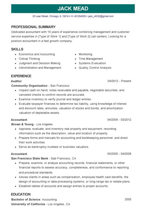 sles of functional resume format