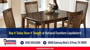 Shorty39s PRE TAX Event National Furniture Liquidators