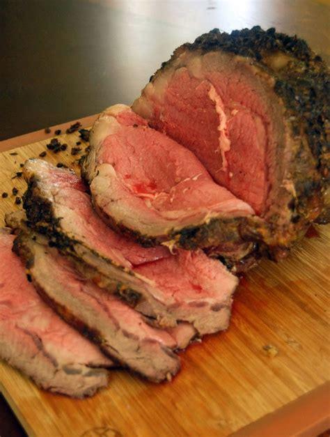 cooking prime rib roast life tastes good cooking prime rib roast