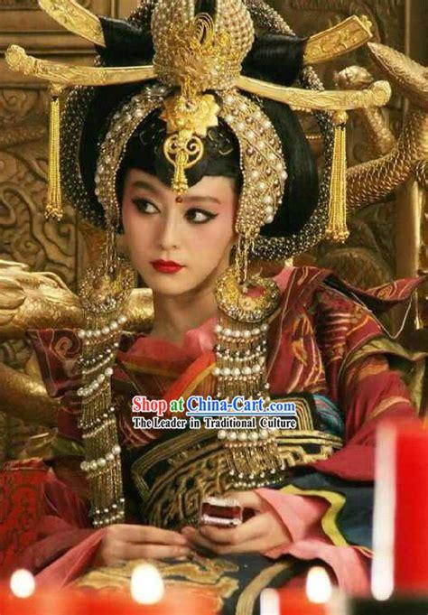 ancient chinese empress phoenix crown