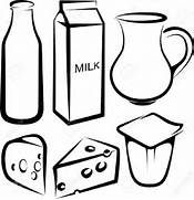 Milk cheese clipart black and white - ClipartFest  Butter Clipart Black And White