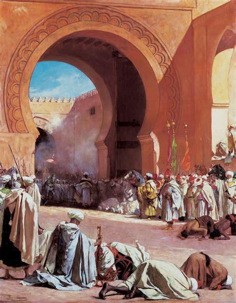 marvels  mirages  orientalism   mmfa montreall