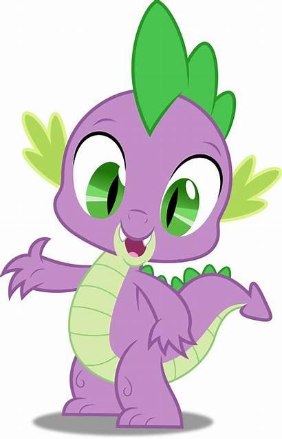 Spike Pony Deviantart Dragon Rarity Twilight Dashiesparkle
