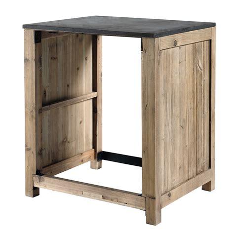 meuble de cuisine en pin meuble de cuisine en pin recyclé pour lave vaisselle l68