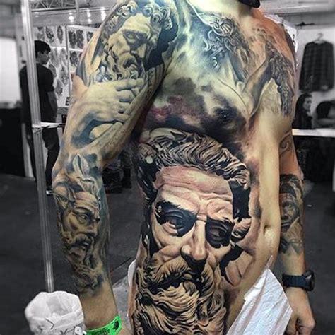 zeus tattoo designs  men  thunderbolt  ideas