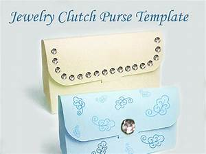 template printable clutch purse gift bag With clutch purse templates