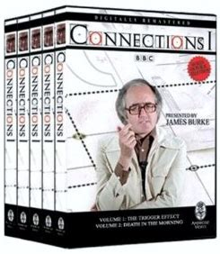 james burkes connections  bbc history  innovation