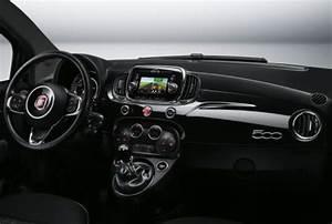 Fiat 500 Interieur : fiat 500 2015 les photos officielles de la nouvelle 500 l 39 argus ~ Gottalentnigeria.com Avis de Voitures