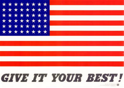 17 best images about american give it your best american flag 11 x 17 poster in sleeve