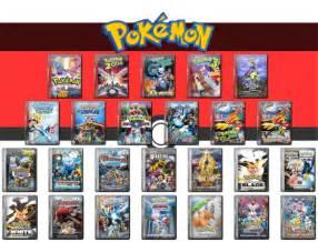 Pokemon plete Movie Icon Collection 1999 2015