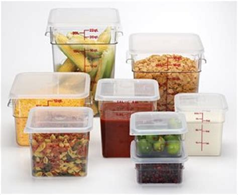 clear kitchen storage containers popcorn machines and supplies concessions restaurant 5476