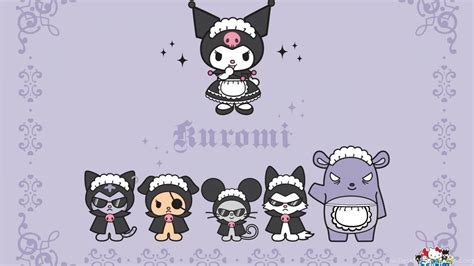 kuromi wallpapers