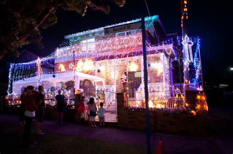 second street ashbury christmas lights lights second sydney decoratingspecial