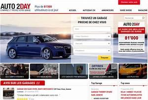 Avis Garage : les avis clients des garages en suisse romande auto2day ~ Gottalentnigeria.com Avis de Voitures