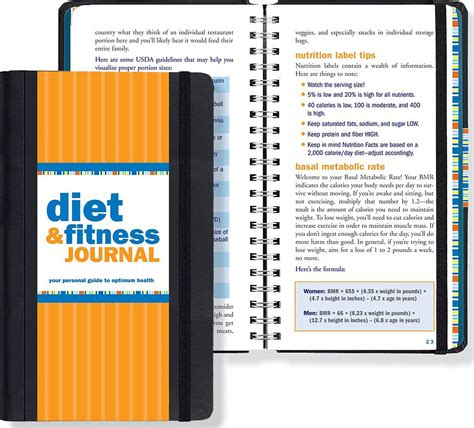 fitness journal printable meal planner fitness gifts that cost less than the almond latte you had this morning