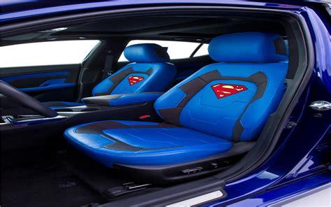 2018 Kia Optima Superman Inspired Image