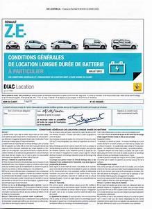 Zoe Location Batterie : contrat de location batterie ~ Medecine-chirurgie-esthetiques.com Avis de Voitures