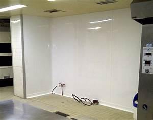 Plaque Protection Murale Cuisine : panneaux muraux cuisine en verre id e ~ Dailycaller-alerts.com Idées de Décoration
