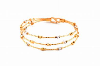 Gold Bracelet Ladies Bracelets Kada Jewellery
