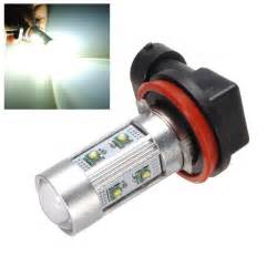 h11 led smd 50w car l bulb fog light lumiere phare 12v