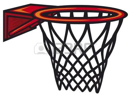 basketball net clipart basketball net with stand clipart clipground