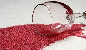 Enlever Tache De Vin Rouge : enlever tache de vin rouge les erreurs viter c t ~ Melissatoandfro.com Idées de Décoration