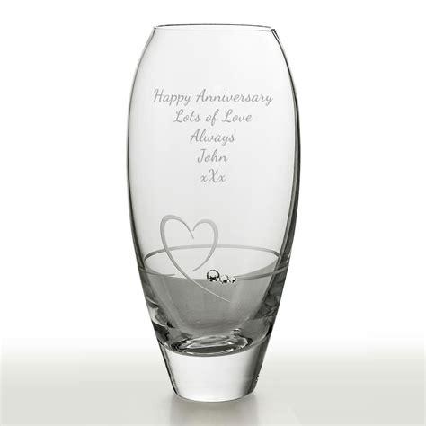 Engraved Vases For Retirement