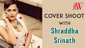 Shraddha Srinath about Madhavan and Vijay Sethupathi | JFW ...