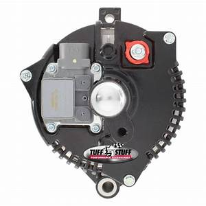 Tuff Stuff Performance® - Ford Mustang 3.8L 2000 Ford 3G Alternator with Serpentine Pulley