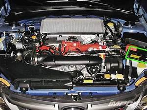 Subaru Impreza Car Battery Location
