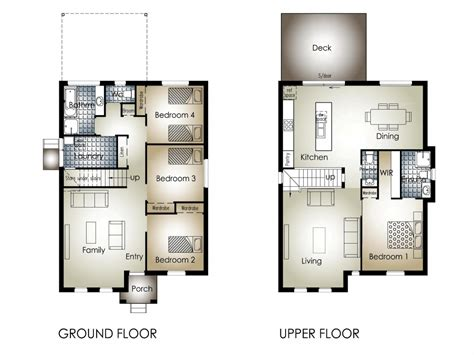 upstairs downstairs house upstairs  downstairs bedroom house plans upstairs living home